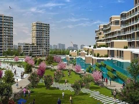 İstanbul Lounge 1'de 3+1 daireler 429 bin TL'ye!