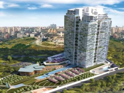 Nissa O2 Residence'da 480 bin liraya 2+1!