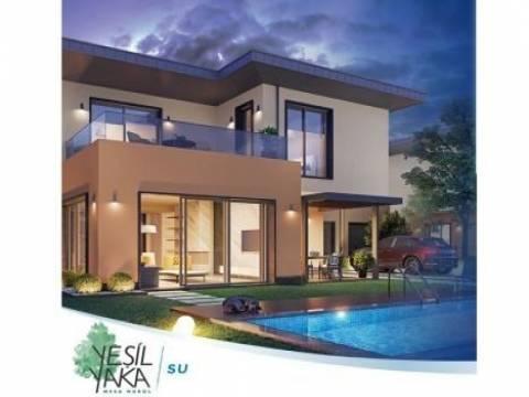 Büyükçekmece Yeşilyaka Su ev fiyatları ve ödeme planı!