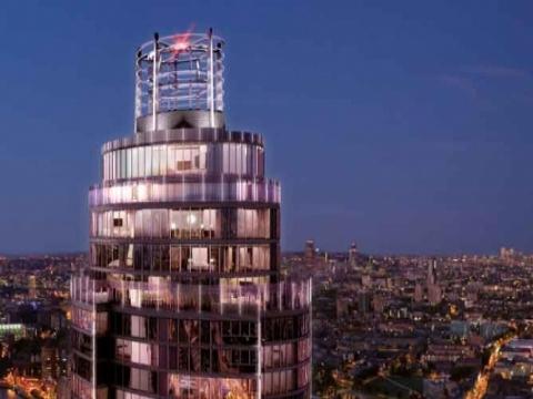 The Tower Londra projesi Türk yatırımcılarla buluşuyor!