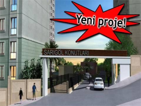 Sarıgöl Kent Konutları Gaziosmanpaşa'da yükseliyor! 108 bin TL'ye!