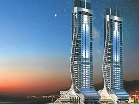 Folkart Towers'ta muhteşem bir manzara sizi bekliyor!