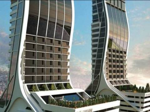 Folkart Yapı Folkart Towers