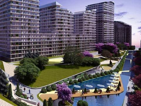Batışehir Evleri'nde fiyatlar 188 bin TL'den başlıyor!
