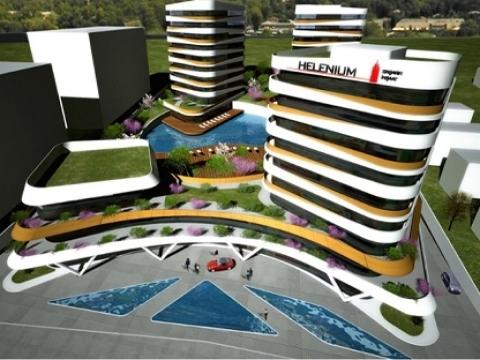 Helenium Garden Kurtköy'de yükseliyor!