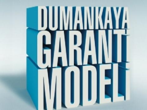 Dumankaya İnşaat Garanti Modeli'nde rekor satışa ulaştı!