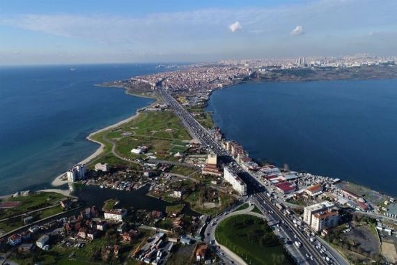 Kanal İstanbul'un çevresine örnek şehirler yapılacak!