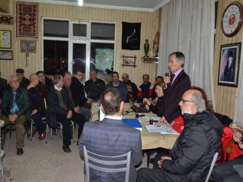 Silivri'de imar planı bilgilendirme toplantısı gerçekleştirildi!