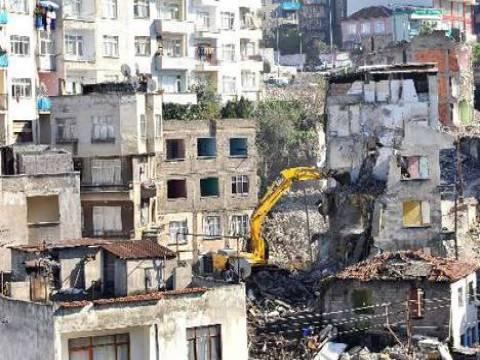 Trabzon Tabakhane'de kamulaştırma ve yıkımlar devam ediyor!