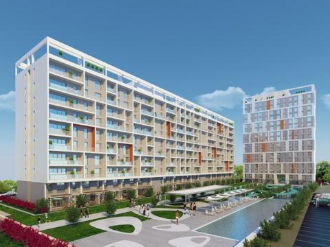 Soyak Park Apart'ta 10 bin 850 lira peşinatla, 108 bin 500 liraya daire!