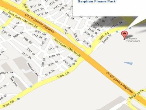 Ataşehir Sarphan Finans Park adres!