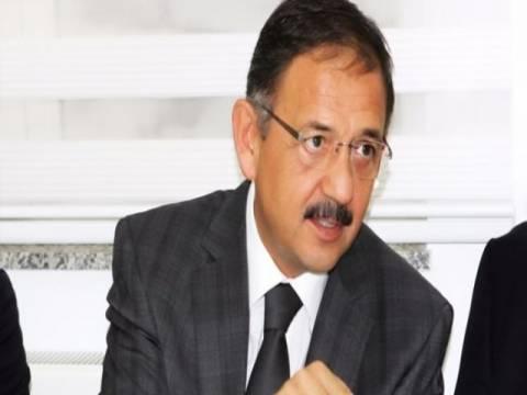 Mehmet Özhaseki: Her yıl 500 bin civarında konut yenilenmeli!