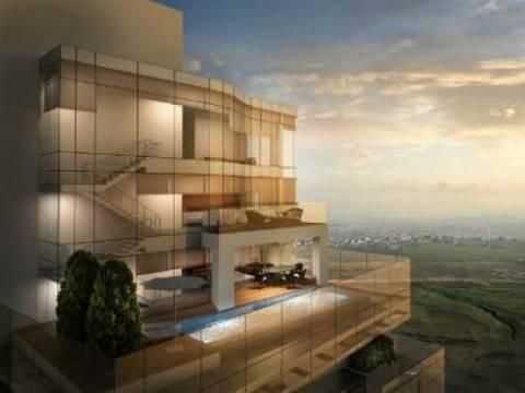 Bahçeşehir Nissa O2 Residence'da 480 bin TL'ye!