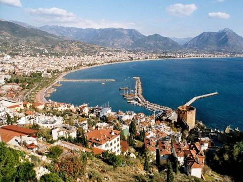 Antalya Manavgat'ta icradan satılık tarla! 8,1 milyon TL'ye!