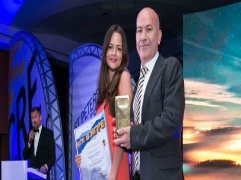 Rönesans Holding, Rusya'dan gayrimenkul alanında iki ödül aldı!