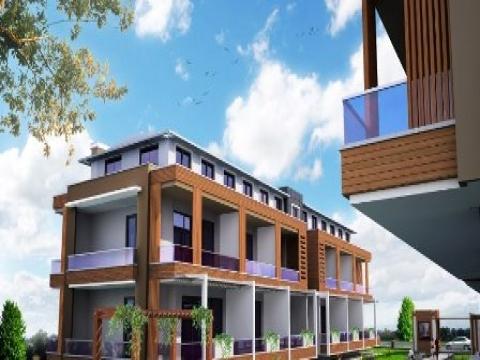 Beyaz Yaka Evleri Konya'da fiyatlar 119 bin liradan başlıyor!