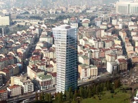 İ Tower Bomonti'de 60 metrekare ofisler 362 bin dolara!