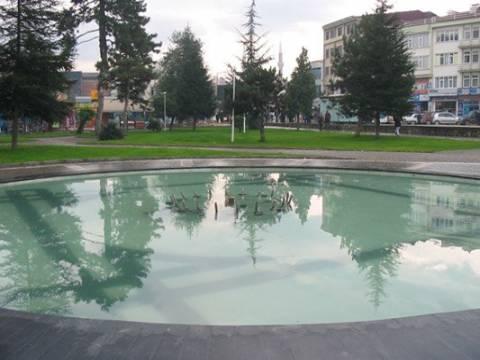 Düzce'de parklar sosyal tesise dönüşecek!
