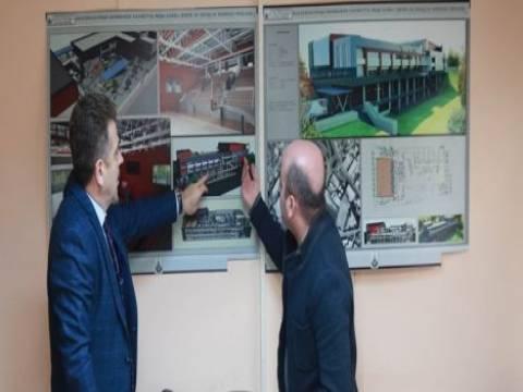 Küçükköy Spor Kompleksi yatırım bedeli 22 milyon TL!