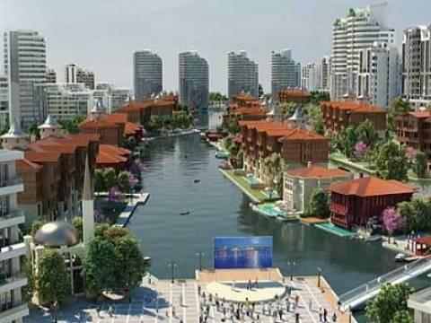 Halkalı Bosphorus City teslim tarihi!