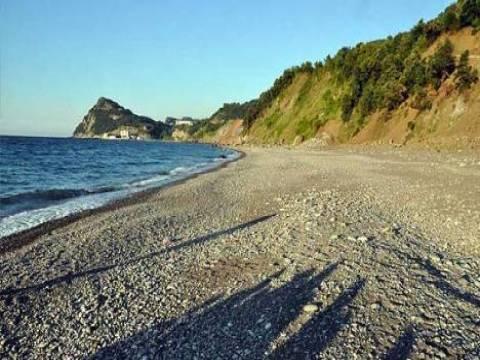 Zonguldak Ereğli Kırmacı plajı açıldı!