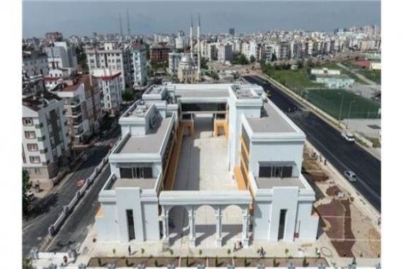Türkan Şoray Kültür Merkezi Antalya'ya değer katacak!