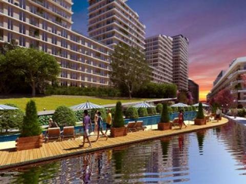 Batışehir Premium Residence'ta fiyatlar 147 bin liradan başlıyor!