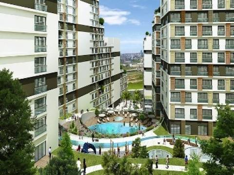 Esenyurt Terrace Mix projesinde 139 bin TL! 48 ay 0 faiz fırsatı!