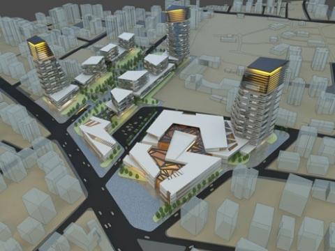 Erenköy'de Eroğlu Yapı kentsel dönüşümü gerçekleştiriyor!