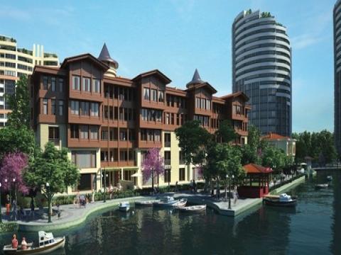 Bosphorus City'de ticari alanlar tanıtılıyor!