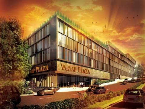 Varyap Plaza'da son 22 ofis ve 39 dükkan satışta!