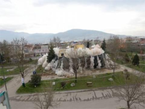 Bursa Osmangazi'de kentsel dönüşüm çalışmaları sürüyor!