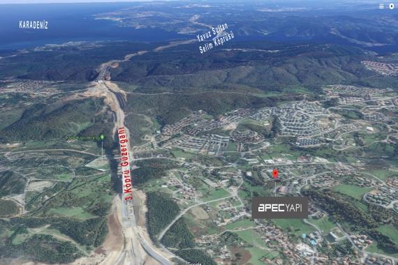 Apec Yapı'dan Uskumruköy'e 140 bağımsız birim! Yeni proje!