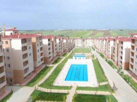 Silivri Kanal Projesi yanında yükselen Çağdaşkent'te 69 bin liraya!