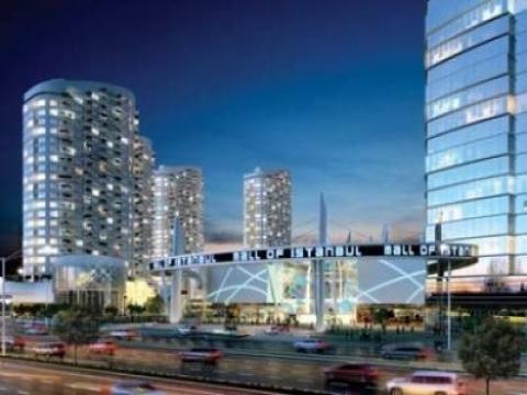 İkitelli Mall of İstanbul'da 668 bin TL'ye 4+1!