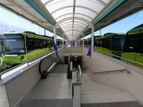 Bursaray Kestel hattının Cumalıkızık ve Gürsu istasyonları ulaşıma açıldı!