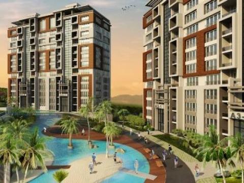 Mavera Başakşehir projesinde metrekaresi 2 bin 400 TL!