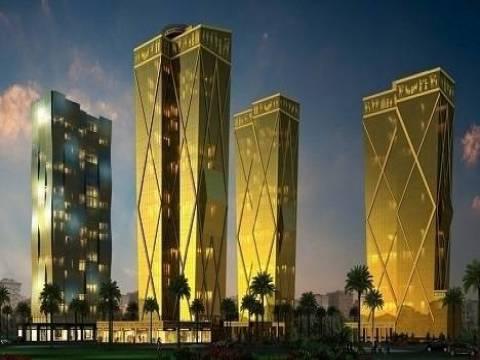 Vazo Kule 'de daire değil rezidans oteliniz olsun! 1.250 lira taksitle!