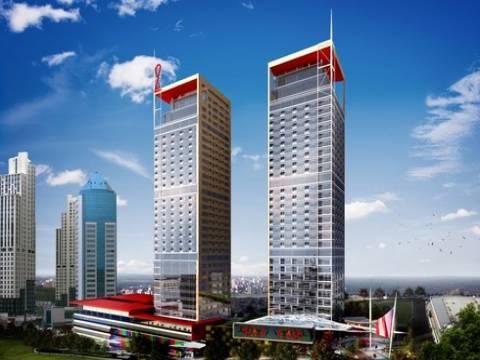 Turcas Petrol ve Aksoy Holding'in ofisleri artık 42 Maslak'ta!