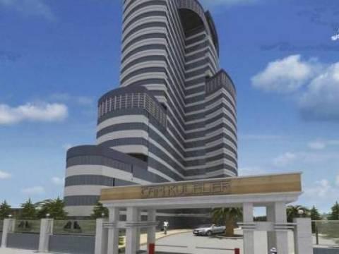 Cam Kuleler Adana'da 600 bin TL'ye!