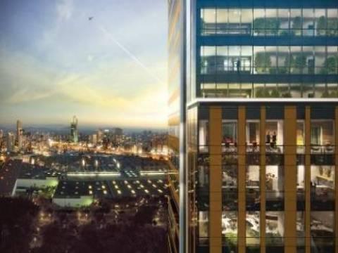 Palladium Tower Tahincioğlu projesinde 895 bin dolara!