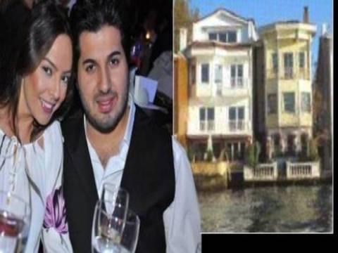Rıza Zarrab, Ebru Gündeş'e nereden yalı, residence, villalar almıştı?
