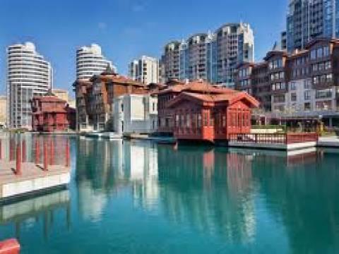 Sinpaş Bosphorus City satılık!