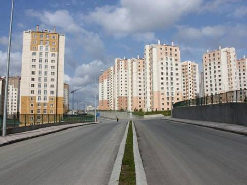 TOKİ Kayaşehir 18. Bölge teslimleri iskan onayı bekliyor!