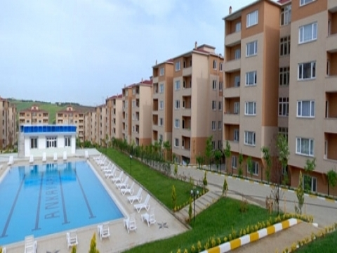 Kınalı Çağdaşkent Evleri'nde 69 bin liraya 3 oda 1 salon!
