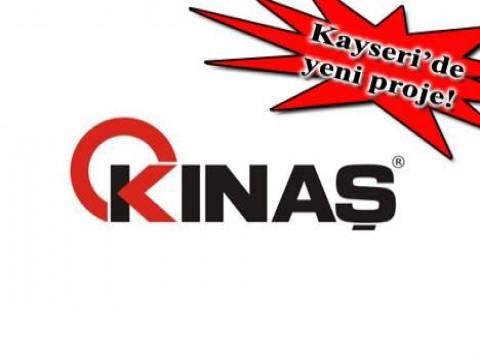 Kınaş İnşaat Zümrüt projesi Kayseri'de yükseliyor! 2013'te satışta!