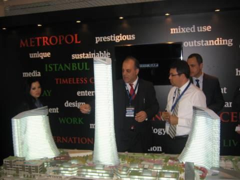 Metropol İstanbul, Cenor Group'un ilgisini çekti!