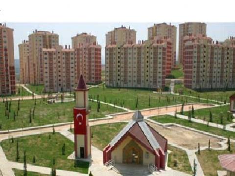 TOKİ Trabzon Bahçecik projesinde teslimler başlıyor!