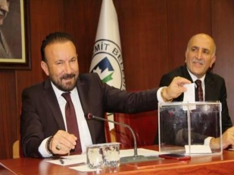 İzmit Belediye Meclisi'nde imar görüşmeleri yapıldı!