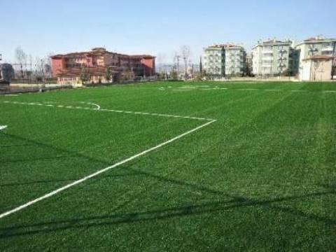 Melikgazi'de sentetik çim sahası yaptırılacak!